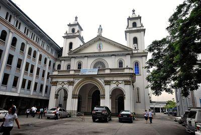 Saint Vincent De Paul Parish in Manila , Metro Manila