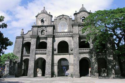 Santuario Del Santo Cristo in San Juan City, Metro Manila