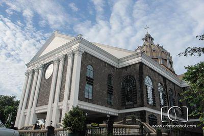 Santa Clara De Montefalco Parish in Pasig City, Metro Manila
