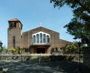 Santo Niño De Molino Parish Church in Bacoor, Cavite