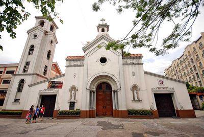 Pinaglabanan Church in San Juan City, Metro Manila
