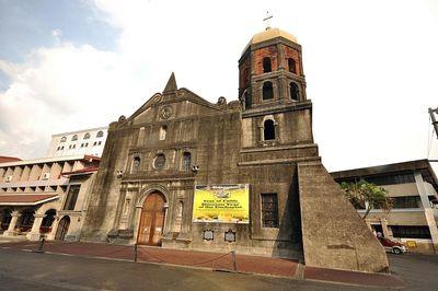 Parañaque Cathedral in Paranaque City, Metro Manila