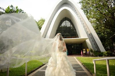 Church Of The Risen Lord in Quezon City, Metro Manila