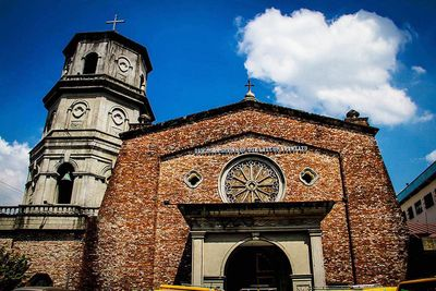 Diocesan Shrine And Parish Of Nuestra Señora De Aranzazu in San Mateo, Rizal