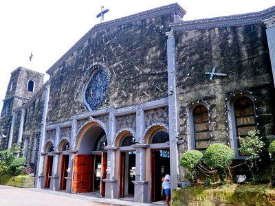 Immaculate Conception Parish in Marikina City, Metro Manila