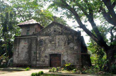 Boso-Boso Church in Antipolo City, Rizal