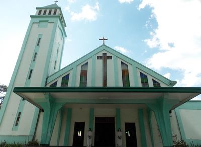 Saint Joseph The Worker Parish in Baguio City, Benguet