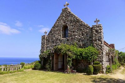 Tukon Chapel in Basco, Batanes