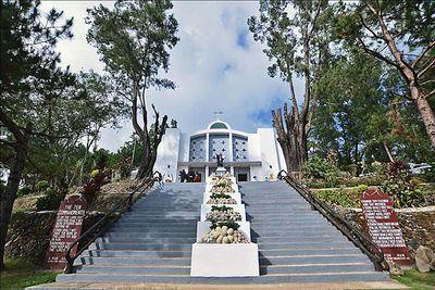 Saint Ignatius Chapel in Baguio City, Benguet