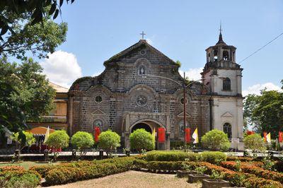 San Juan Nepomuceno Church in San Juan, Batangas