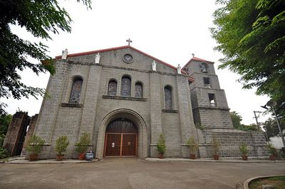 San Juan Nepomuceno Church in Alfonso, Cavite