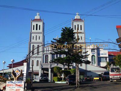 Saint Vincent Ferrer Church in Baguio City, Benguet