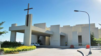 Chapel Of San Pedro Calungsod in Cebu City, Cebu