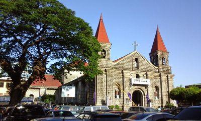 San Felipe Neri Parish in Mandaluyong, Metro Manila