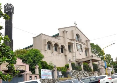 Holy Family Parish Church in Pasig City, Metro Manila