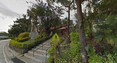 Our Lady Of Lourdes Chapel in Baguio City, Benguet