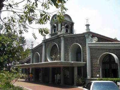 Sta. Rita De Cascia Parish in Quezon City, Metro Manila