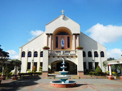 Our Lady Of Lourdes Parish in Tagaytay City, Cavite