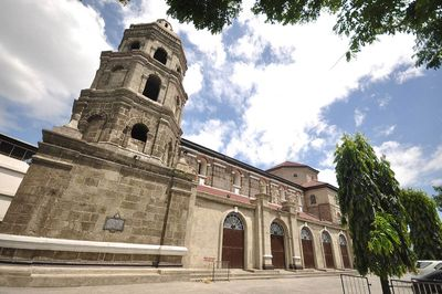 Santa Ana Church in Manila , Metro Manila
