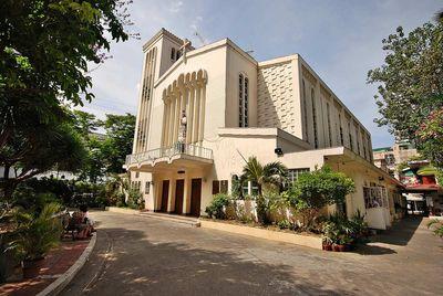 Ermita Church in Manila , Metro Manila