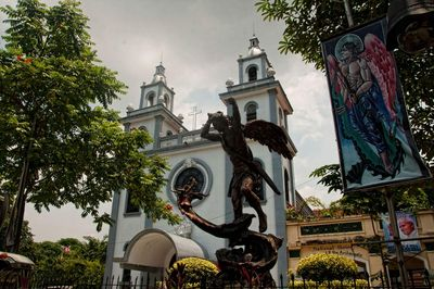 San Miguel Church in Manila , Metro Manila