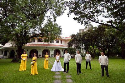 Archbishop's Palace in Mandaluyong, Metro Manila