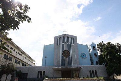 Most Holy Trinity Parish in Manila , Metro Manila