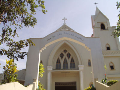 Ina Ng Awa Parish in Muntinlupa City, Metro Manila
