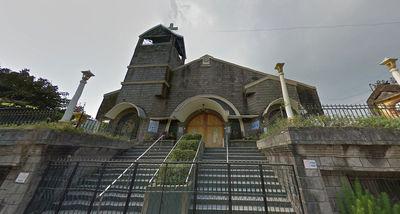 San Juan Dela Cruz Parish Church in Valenzuela City, Metro Manila