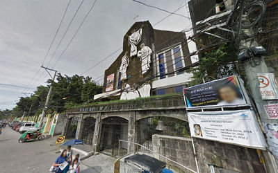 Transfiguration Of Our Lord Parish in Quezon City, Metro Manila