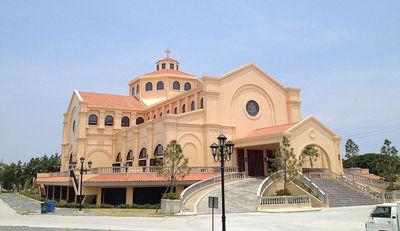 Santuario De San Ezekiel Moreno in Las Pinas City, Metro Manila
