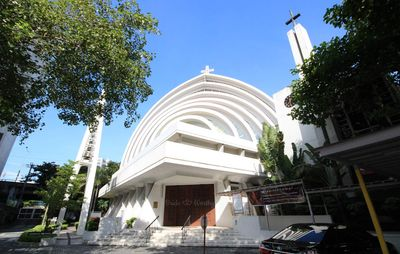 Magallanes Church in Makati City, Metro Manila