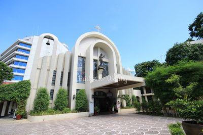 National Shrine Of The Sacred Heart Of Jesus Parish in Makati City, Metro Manila