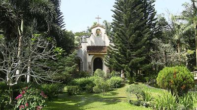 The Chapel At Hillcreek Gardens in Alfonso, Cavite