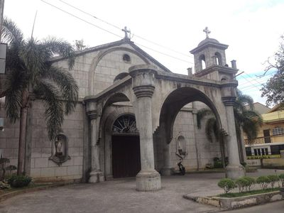 St. Joseph Parish Church in Carmona, Cavite