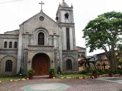 St. Mary Magdalene Parish in Amadeo, Cavite