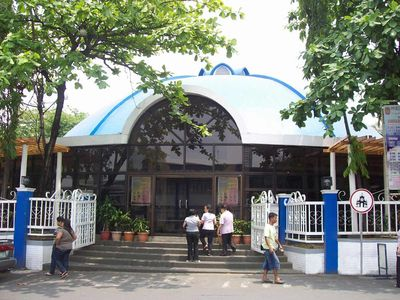 St. Joseph Chapel in Quezon City, Metro Manila