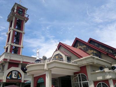 Saint John Mary Vianney Parish Church in Antipolo City, Rizal