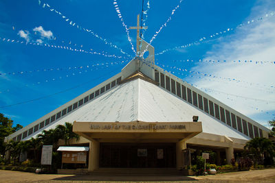 Our Lady Of The Sacred Heart Parish in Lapu-lapu City(Opon), Cebu