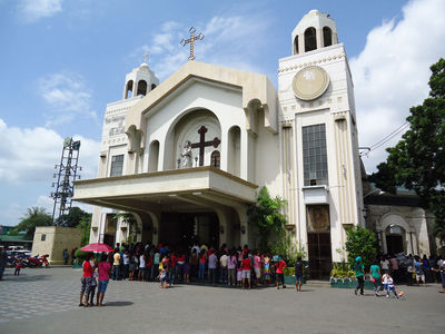 The National Shrine Of St. Joseph in Mandaue City, Cebu