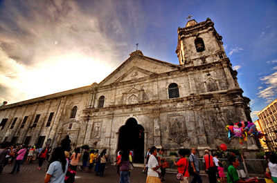 Basilica Del Santo Niño in Cebu City, Cebu