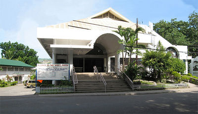 Alliance Of Two Hearts Parish in Cebu City, Cebu