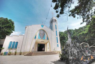 Nuestra Señora Virgen Dela Regla Parish in Lapu-lapu City(Opon), Cebu