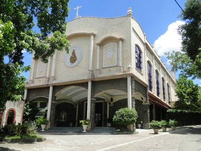 Cebu Archdiocesan Shrine Of Saint Pedro Calungsod in Cebu City, Cebu