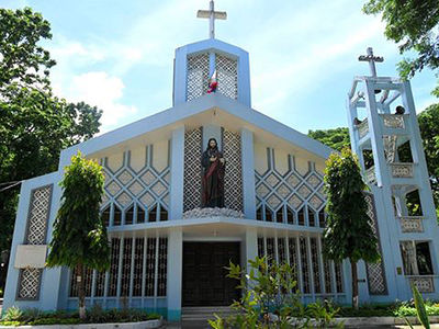 St. Jude Thaddeus Church in Cebu City, Cebu