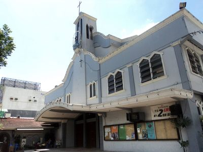 Sto. Rosario Church in Pasig City, Metro Manila