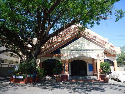 San Roque De Alabang in Muntinlupa City, Metro Manila