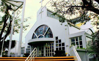 San Martin De Porres in Paranaque City, Metro Manila