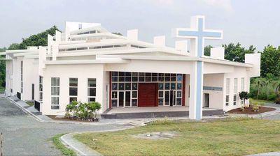 Madonna Del Divino Amore Quasi Parish in Las Pinas City, Metro Manila