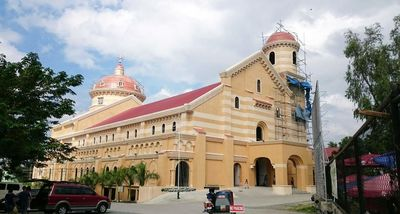 Our Lady Queen Of Peace Parish Church in Bacoor, Cavite